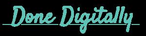 logo font small